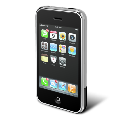Apple IPhone 1 - 2007