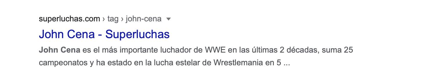 Tag John Cena en Superluchas.com